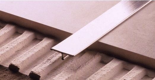B72124001 Perfil Pro-Telo Aluminio Gold 1x0,8x250