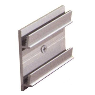 Progress Plast PKGISP 55 алюминиевая клипса для плинтуса с кабель-каналом