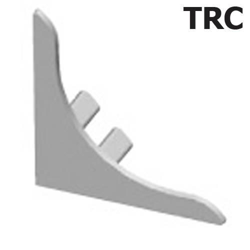 Заглушки для гибкого профиля TRC 16-01