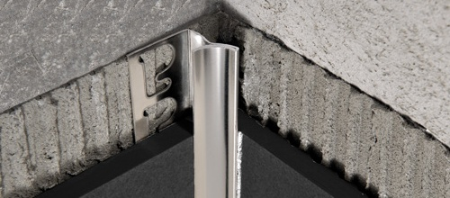 Progress Profiles Угол внутренний сталь полированная/шлифованная